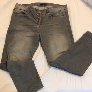 Zara Man Denim Jeans